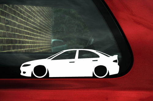 Mazda 6 Decal Stickers
