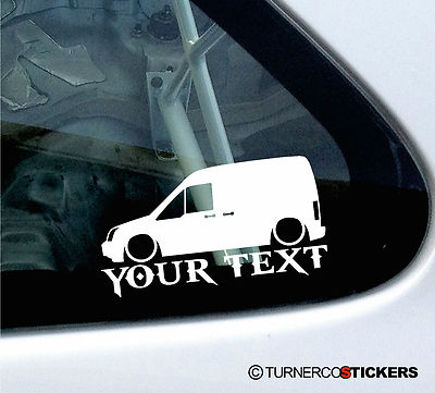 Autocollant decalque texte personnalise ford transit - Sticker mural personnalise ...