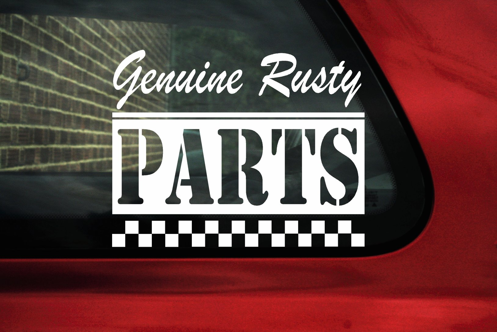 Genuine Rusty p...