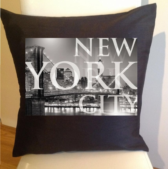 New York City Cushion / Sofa Cushions v1